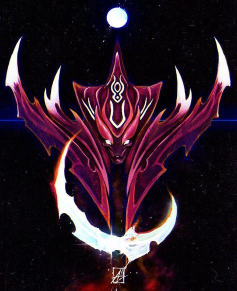 Spectre - Soulhunter, Dota 2 by TGnow on DeviantArt