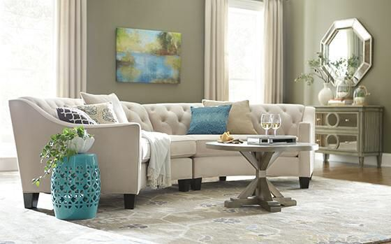 Best 25+ Tufted sectional ideas on Pinterest | Tufted ...