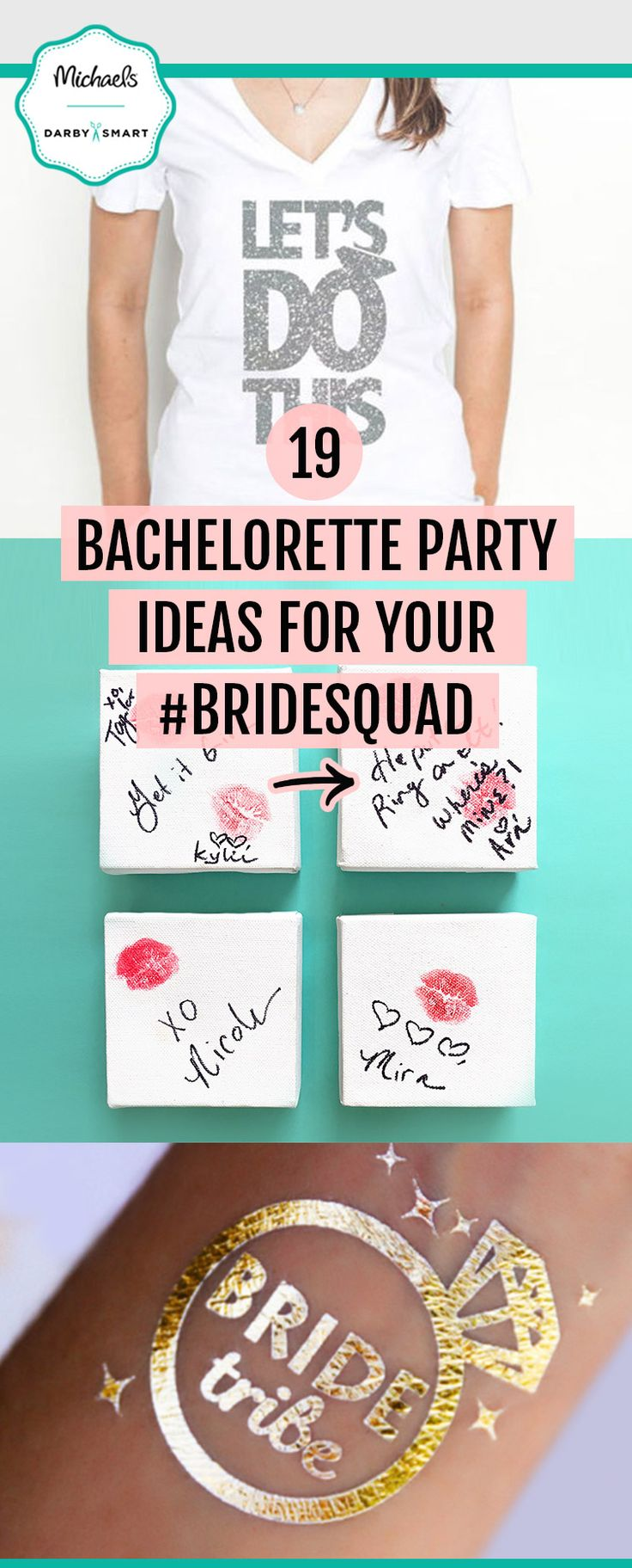 Hosting a bachelorette party for your BFF