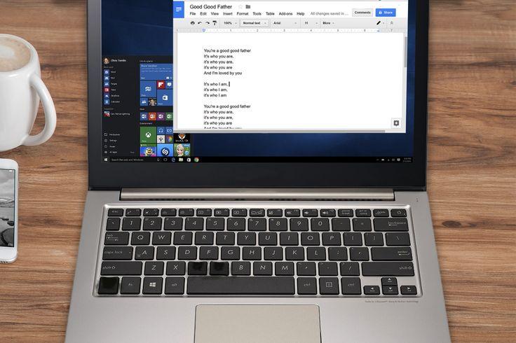 Chris Tomlin Finally Wears Out His Computer's Copy, Paste Shortcut Keys
