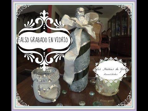 Jarron con rollitos de papel del baño / Toilet paper roll flower vase - YouTube