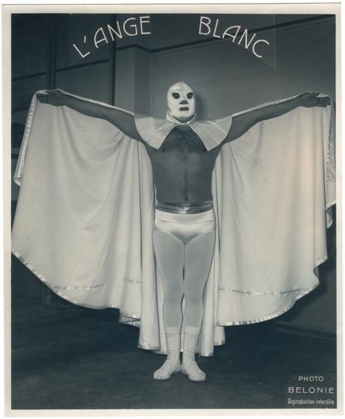 ..vintage Wrestler/ maraid…….  #vintage #photography #white
