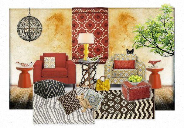 Check out this moodboard created on @olioboard: west elm by valerygallery