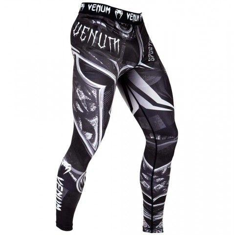 VENUM Compression Pants, Gladiator 3.0, schwarz