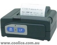 CITIZEN CMP-10 PRINTER, Magnetic Stripe reader, Bluetooth Module