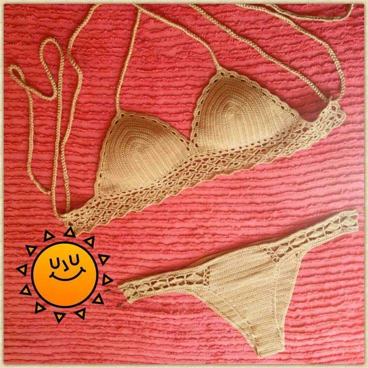 Massivastyles crochet bikini