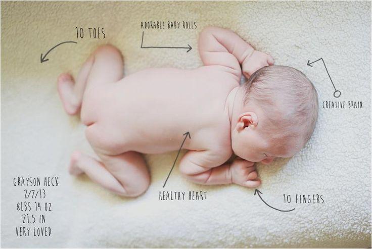 creative birth announcement – Creative Birth Announcement