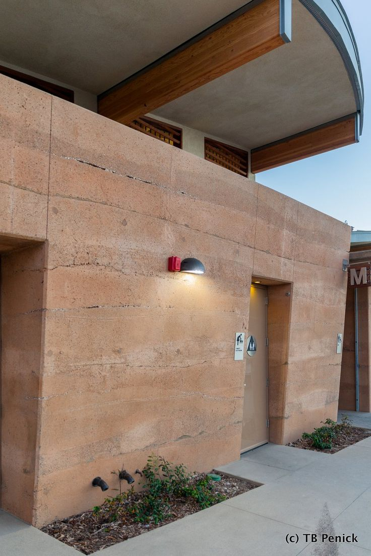 Beautiful Decorative Concrete Sedimentary Walls Installed By DCC Member TB Penick At  Moonlight Beach In California