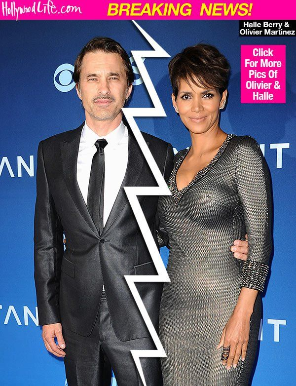 Halle Berry & Olivier Martinez Divorcing After 2 Years Of Marriage — Report