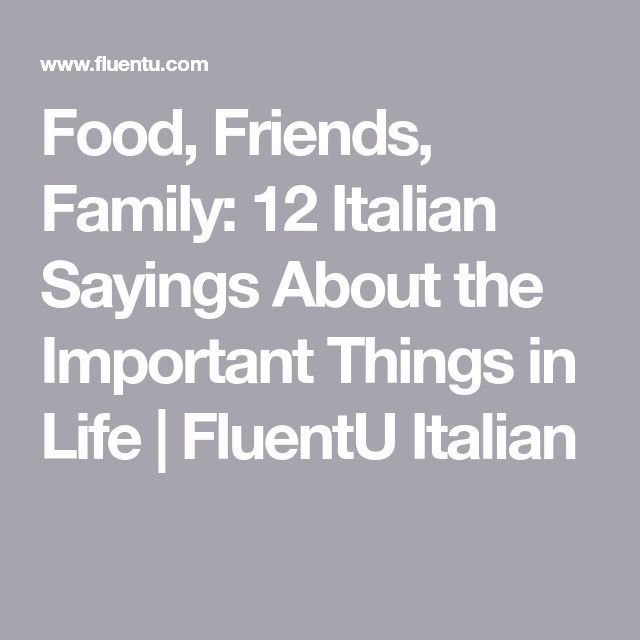 Italian Quotes Life: Best 25+ Italian Sayings Ideas On Pinterest