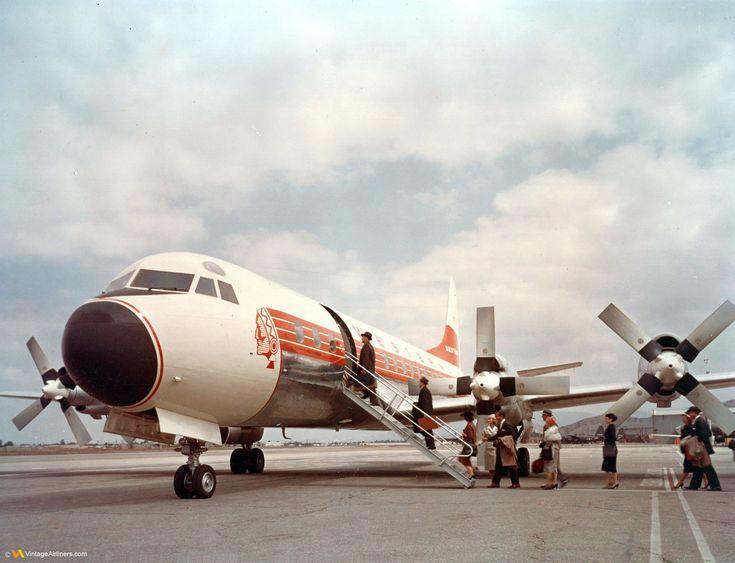 Western L 188 Lockheed Electra