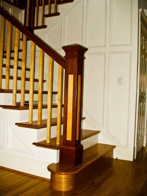 beautiful custom interior stairways. Wood Balusters - Beautiful Custom Stairs Interior Stairways
