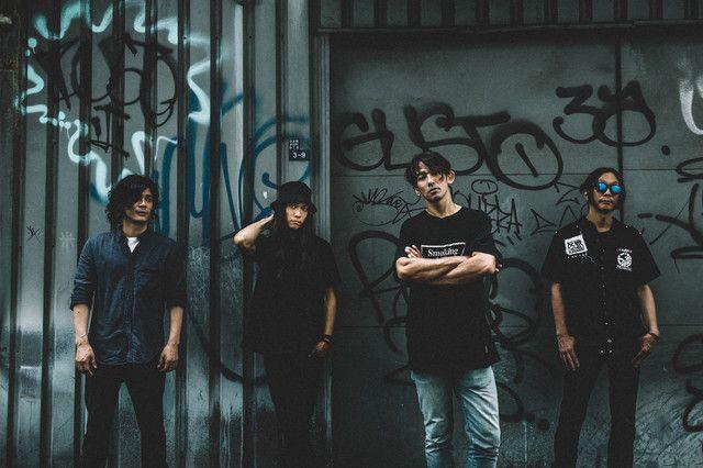 HIROKI(Dragon Ash)、来門(smorgas)、U:ZO(ex. RIZE)によるミクスチャーバンドROSが、10月18日に1stミニアルバム「THE REST OF SOCIETY」をリリースする。