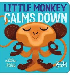 Butterfly Books Recommends: Little Monkey Calms Down