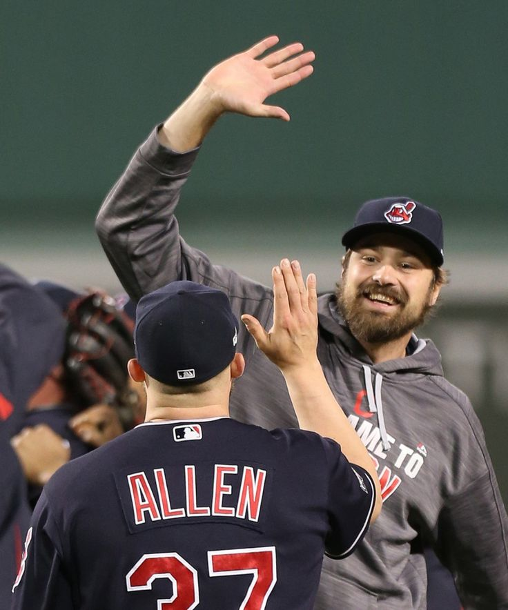 Cleveland Indians sweep Boston Red Sox to clinch ALDS; face Toronto in ALCS on Friday   cleveland.com