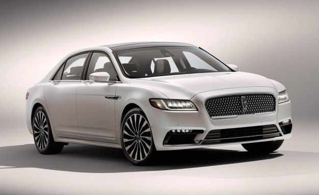 Image result for 2017 Lincoln Continental.