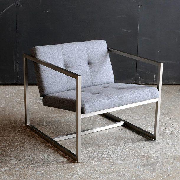 Las 25 mejores ideas sobre sillones individuales modernos - Sillones pequenos modernos ...