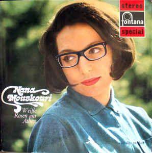 Nana Mouskouri - Weiße Rosen Aus Athen: buy LP, Album at Discogs