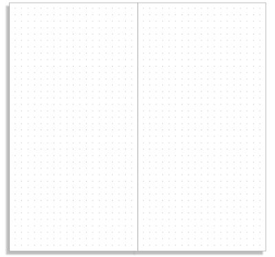 Best Diy Dot Grid Paper Images On   Bullet Journal