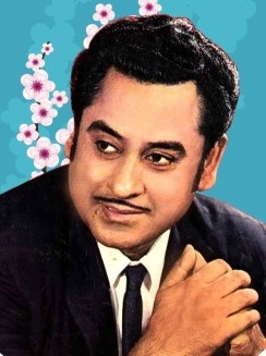 Kishore Kumar - man with the golden voice and amazing acting abilities.