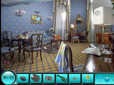 Hidden Object House-1. Games online.