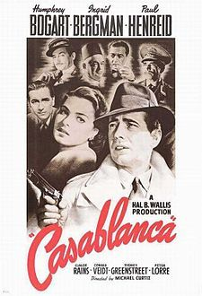 """Black-and-white film screenshot with the title of the film in fancy font. Below it is the text """"A Warner Bros. – First National Picture"""". In..."""