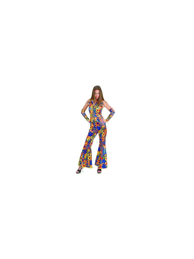 Hippie Love Woman Costume | Wholesale 60s Costumes for Women