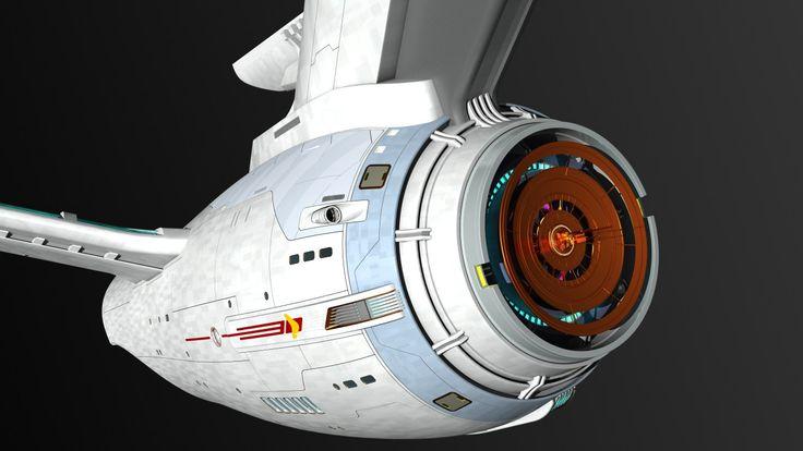reimagined uss enterprise ncc - photo #10