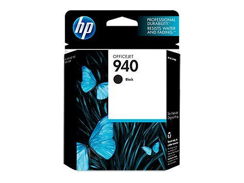 Tinta Printer HP 940 Black Ink Cartridge Original dengan harga termurah Rp 263.000,- dan bergaransi Resmi serta bisa dibeli secara eceran dan grosir