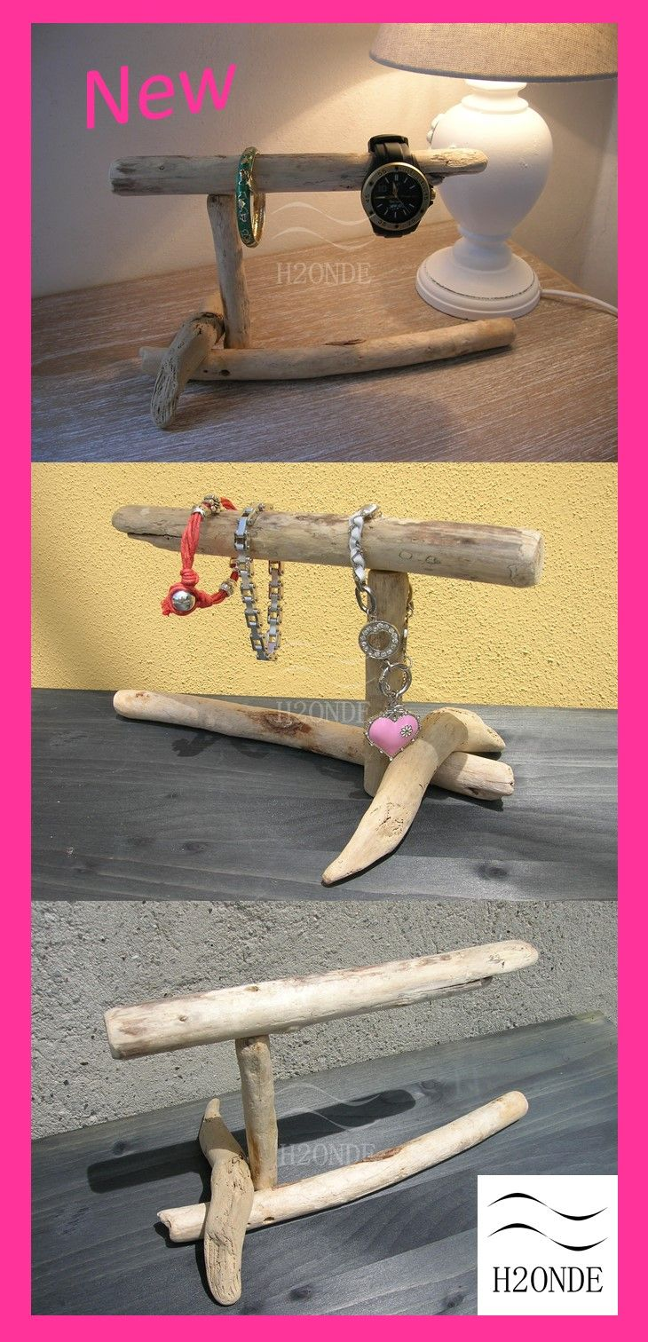 Bracelet display stand,driftwood jewelry organizer,watches display stand,shabby chic organizer,t bar,gift her, bracelet organizer  wood display stand  jewelry display t bar organizer  shabby chic gift for her him wood standing holder  wave shaped base rustic wood decor porta bracciali legno di mare,espositore bracciali,stile marino,barra porta gioielli,porta orologi espositore gioielli, espositore bracciali barra porta gioielli  barra porta orologi espositore a t bijoux regalo per lei