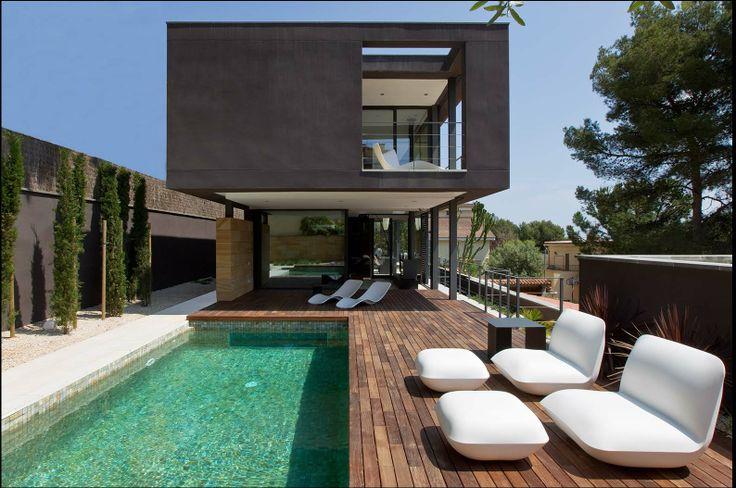 17 best images about arquitectura para vivir on pinterest - Disenos interiores de casas ...