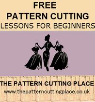 Amazing resource for those interested in pattern drafting and making.