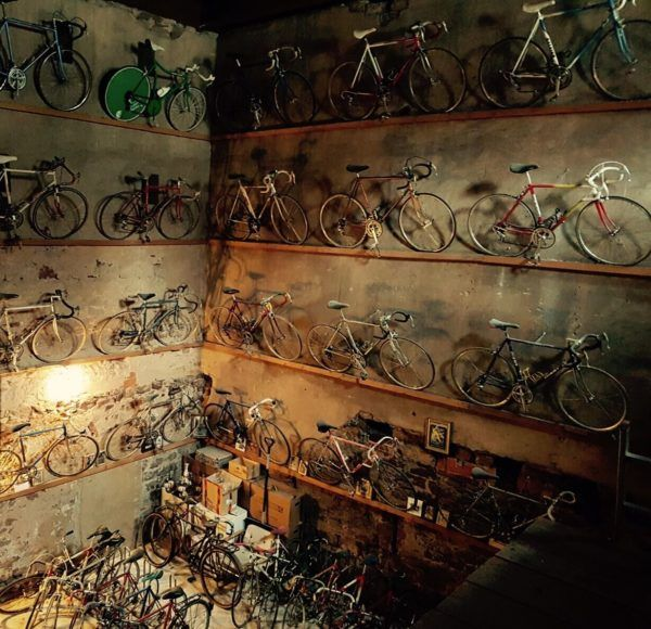Incredible collection of 60 vintage road bikes now for sale on Ebay - Sticky Bottle
