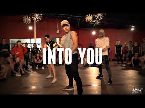 Ariana Grande - Into You - Choreography by Alexander Chung - Filmed by @TimMilgram - YouTube