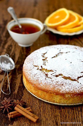 torta vegana alle arance4