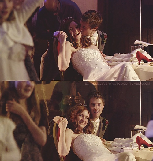 The Ponds =): Wedding Pictures