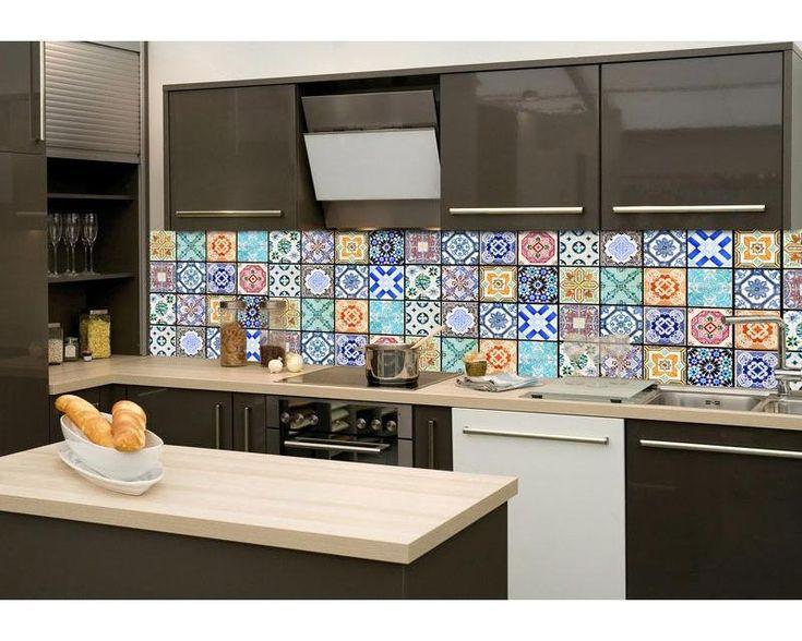 Die besten 25+ Küche rückwand glas Ideen auf Pinterest Küche - spritzschutz folie k che