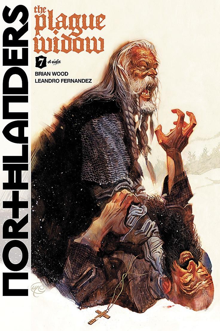 NORTHLANDERS #27 | Vertigo