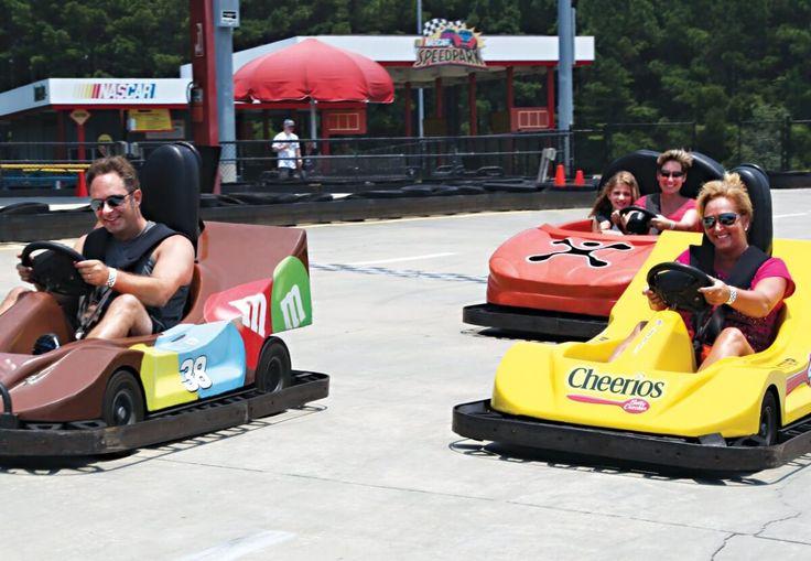 Nascar Speed Park GoKarts