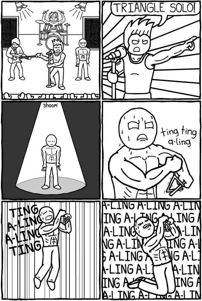 Mr. Lovenstein :: Triangle Solo! | Tapastic Comics – image 1…
