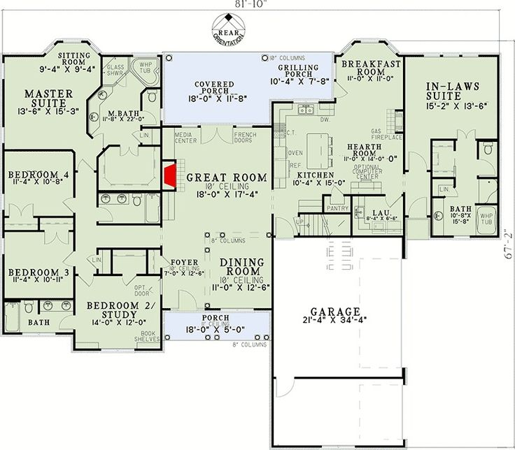46 best build a spec house images on pinterest house for Spec house plans