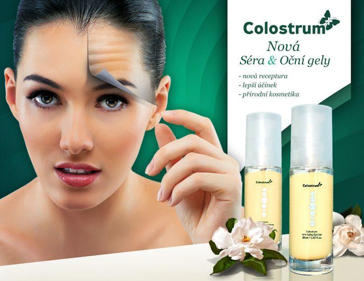 Nová séra a oční gely Essens kosmetiky Colostrum plus -  http://essensclub.cz/nova-sera-a-ocni-gely-colostrum/
