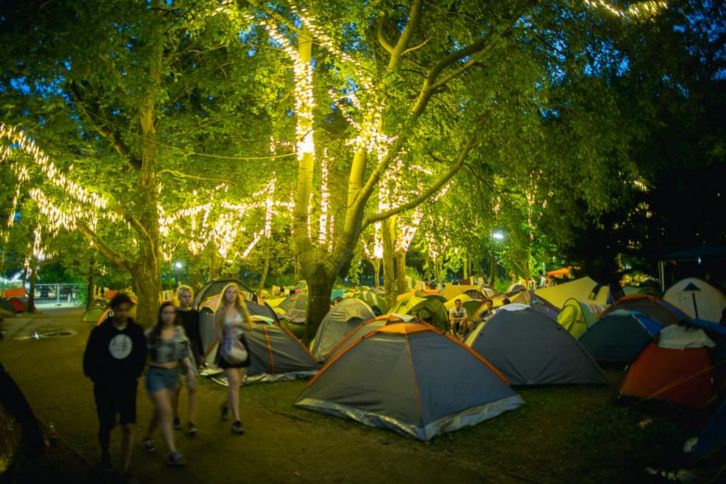 10 tips to get the best Sziget Festival campsite | WeLoveBudapest.com