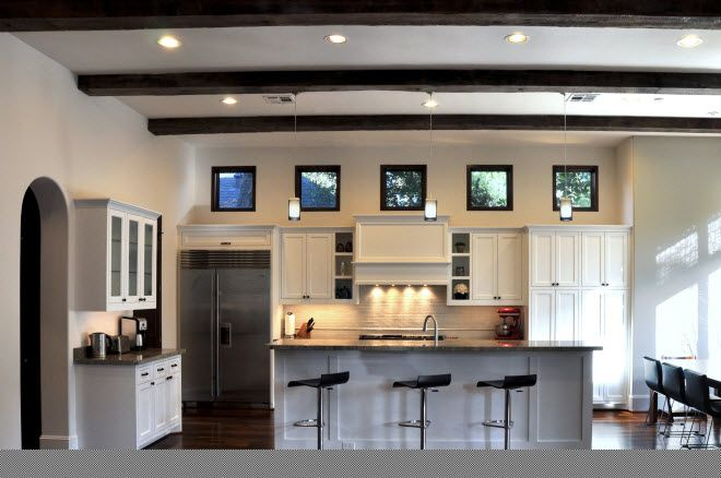 The 25+ Best Exposed Beam Ceilings Ideas On Pinterest
