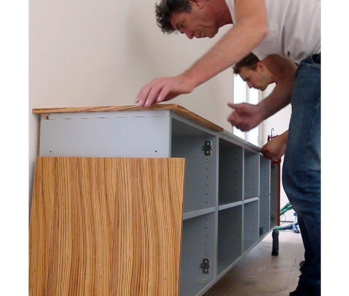De hoge kwaliteit en de modulaire opbouw van de Nonoo maakt dat de kast met simpele ingrepen zelf opnieuw in te delen is, te verhuizen is en uit te breiden is.