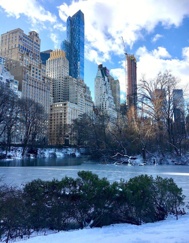 Central park new york <3 ******