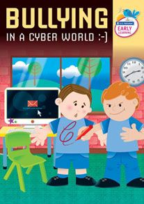 Bullying in a Cyber World Bullying in a Cyber World is an anti bullying teacher resource with activities and worksheets dealing with all aspects of cyber bullying and providing suggestions for a cyber bully-safe school environment and support for the anti bullying policy.