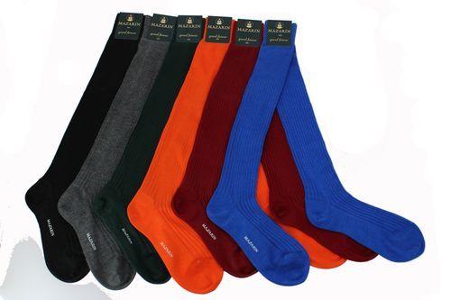 Gamme de chaussettes Mazarin #chaussette #mazarin #meschaussettesrouges