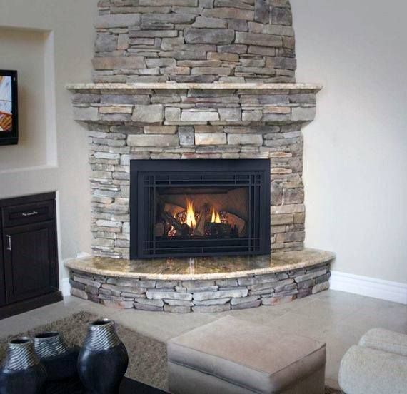 Top 70 Best Corner Fireplace Designs Angled Interior Ideas Corner Stone Fireplace Corner Gas Fireplace Corner Fireplace