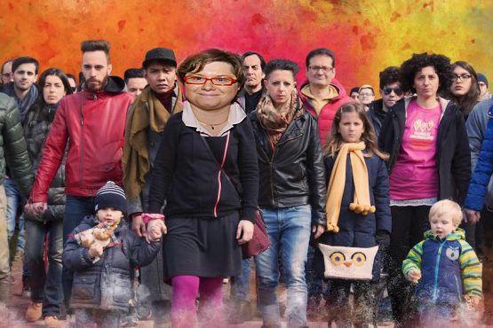 Radio Palazzo: la Lucia Tanti andrà al Gaypride!!! Si metterà in testa al corteo!!! Clamorosa vendetta contro Ghinelli